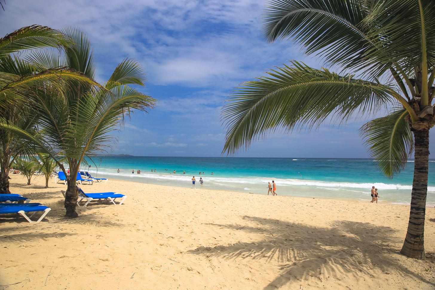 De stranden van Punta Cana