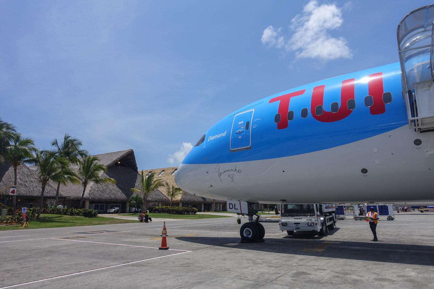Vliegen naar de Dominicaanse Republiek